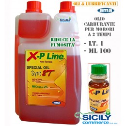 X-P LINE SYNT T2 - Special Oil
